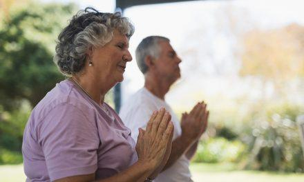 Meditation for Elderly – Think About It!