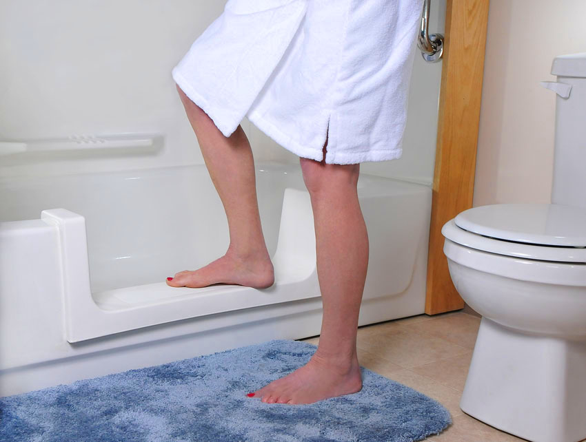 Shower safety tips for seniors | Best Homecare Tips