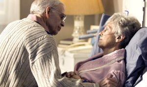difference between home health and hospice care