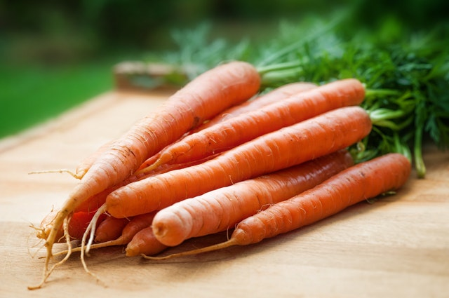 Health Benefits of Carrots for the Elderly