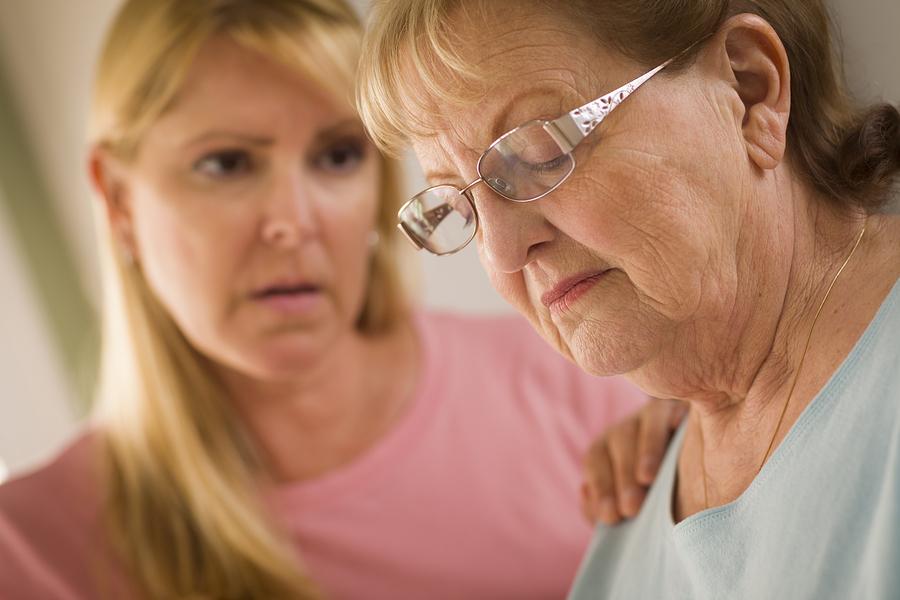 Caregivers Stress
