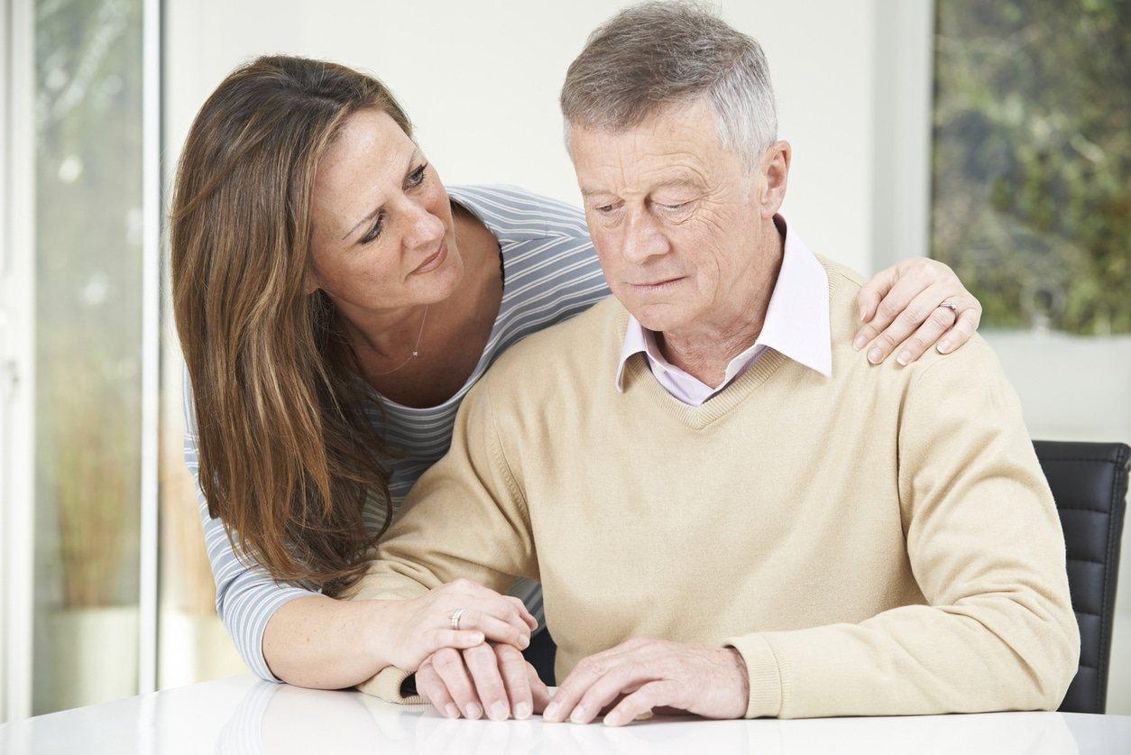 Dementia caregiver 1