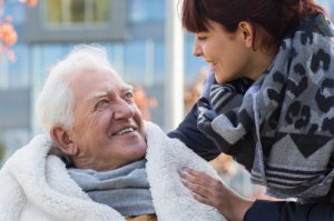 keep seniors warm during winter