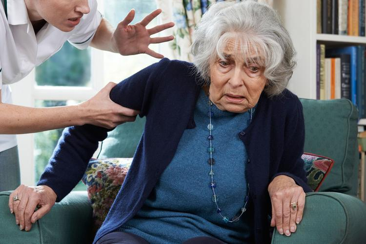 The Effects Of Stress On Caregivers 1