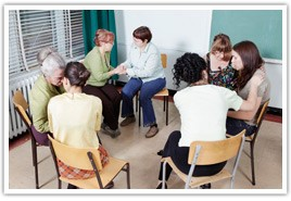 Caregiver Support Groups
