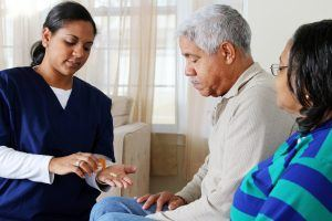 Safety measures for people with dementia