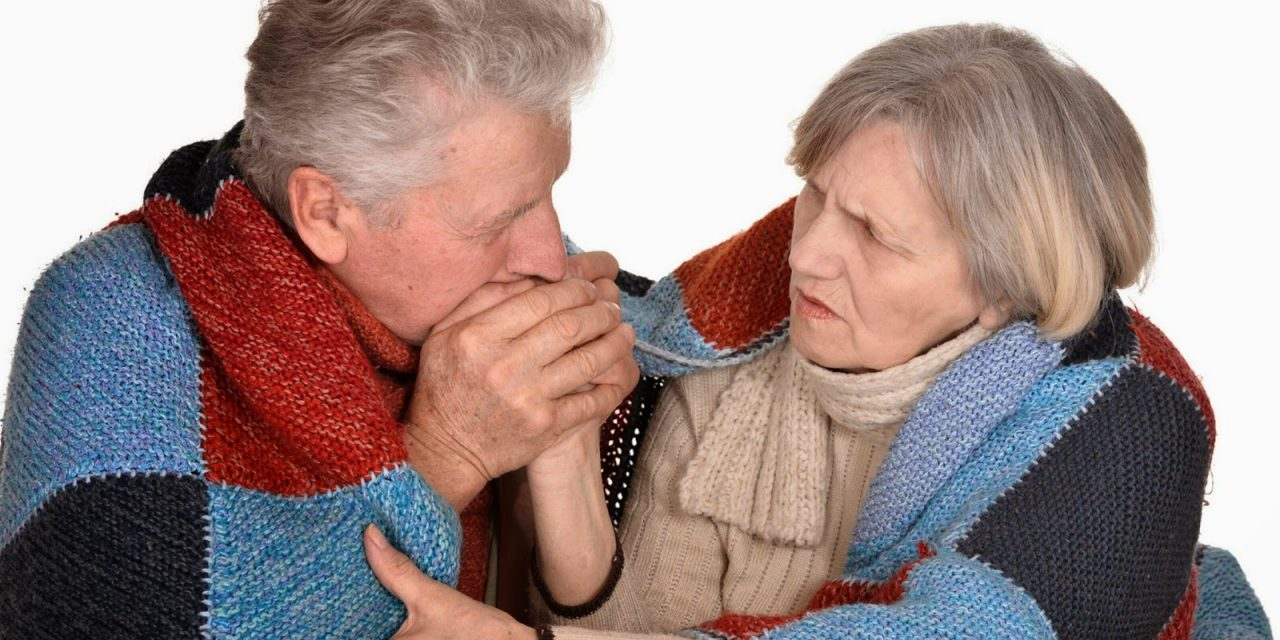 How to Keep Seniors Warm During Winter?