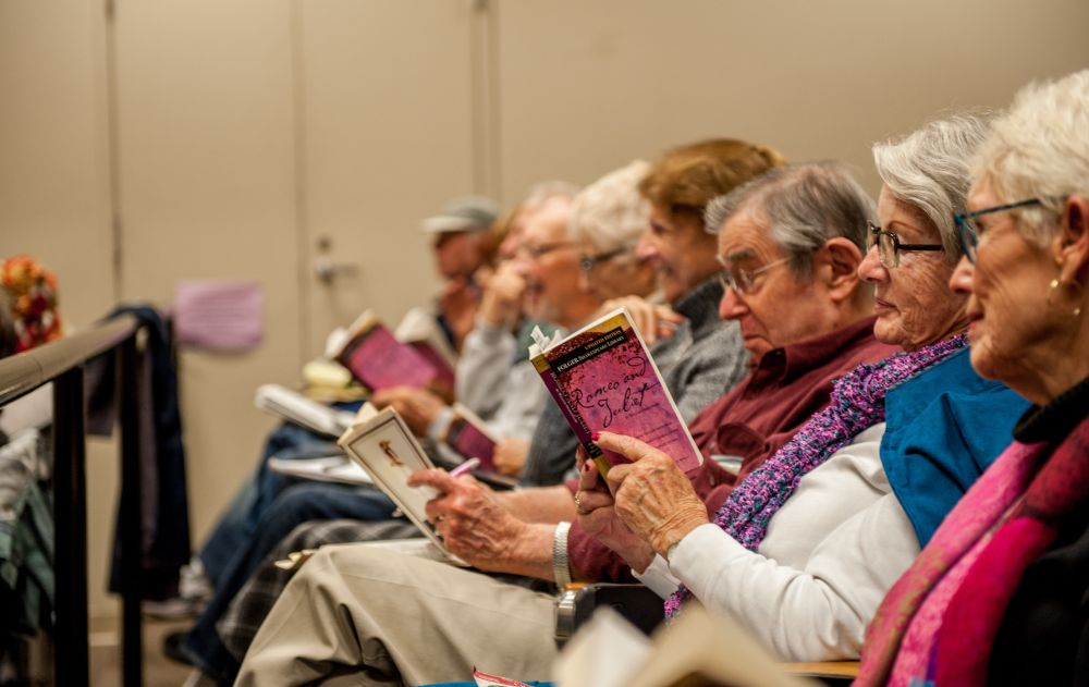 Benefits of College Courses for the Elderly