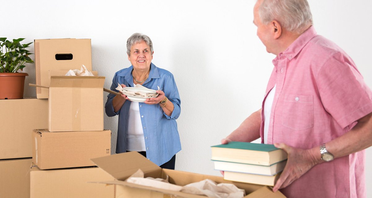 Benefits of Downsizing for Seniors