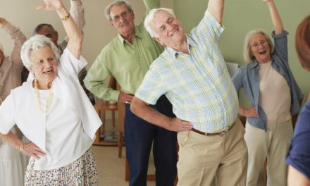 Creative Ways for Seniors to Get in Shape
