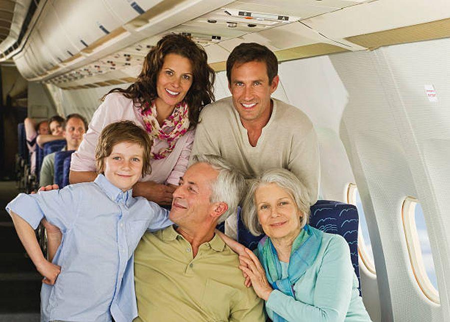 Flying Tips For Seniors 1