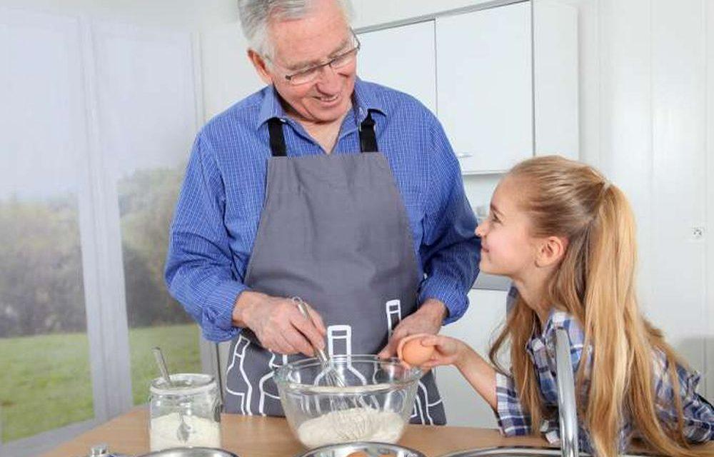 Fun Activities for Seniors and Their Grandchildren