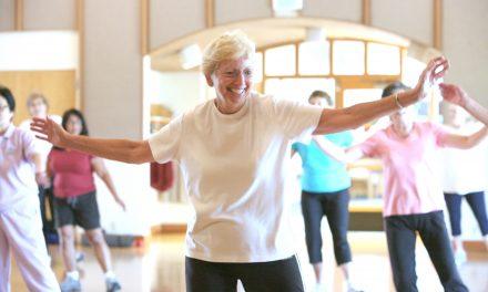 Group Fitness Classes for Seniors
