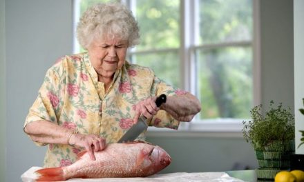Health Benefits of Fish for the Elderly