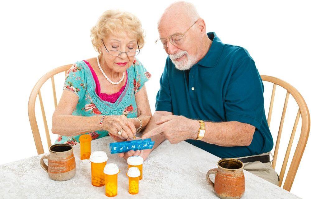 Medication Management Tips for Elderly