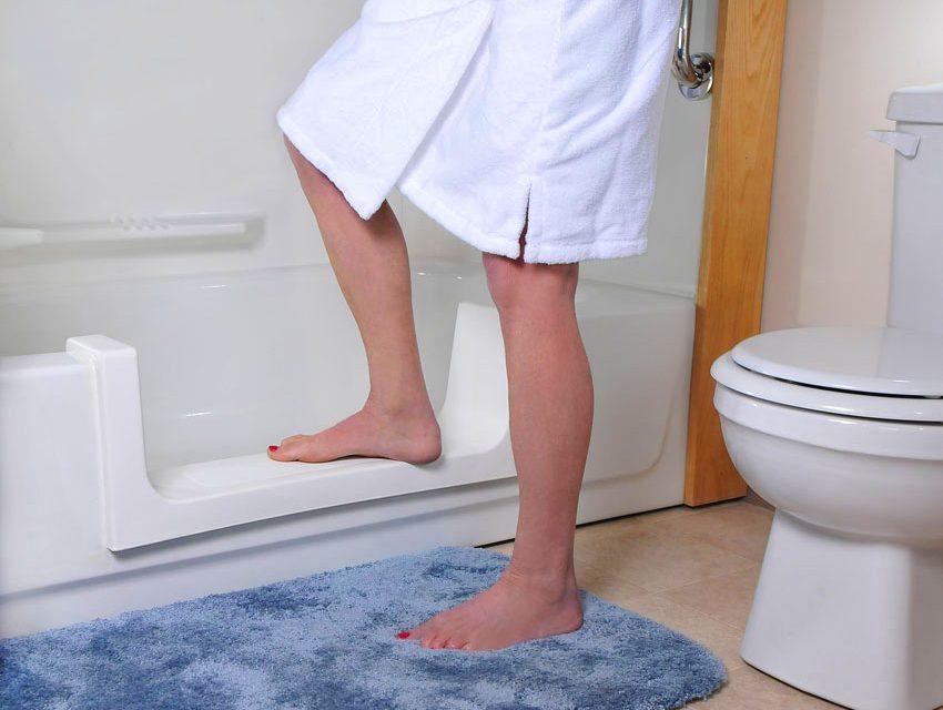 Shower Safety Tips for Seniors