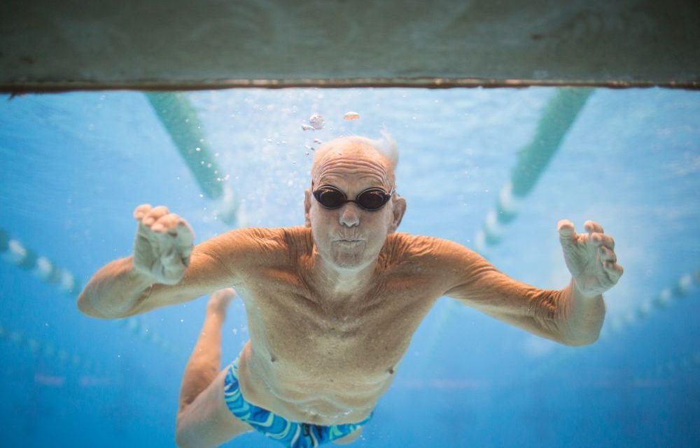 Swimming Safety Tips for the Elderly