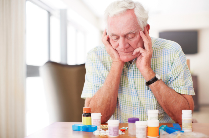 Three Reasons Why Seniors Don't Take Medications as Prescribed 1