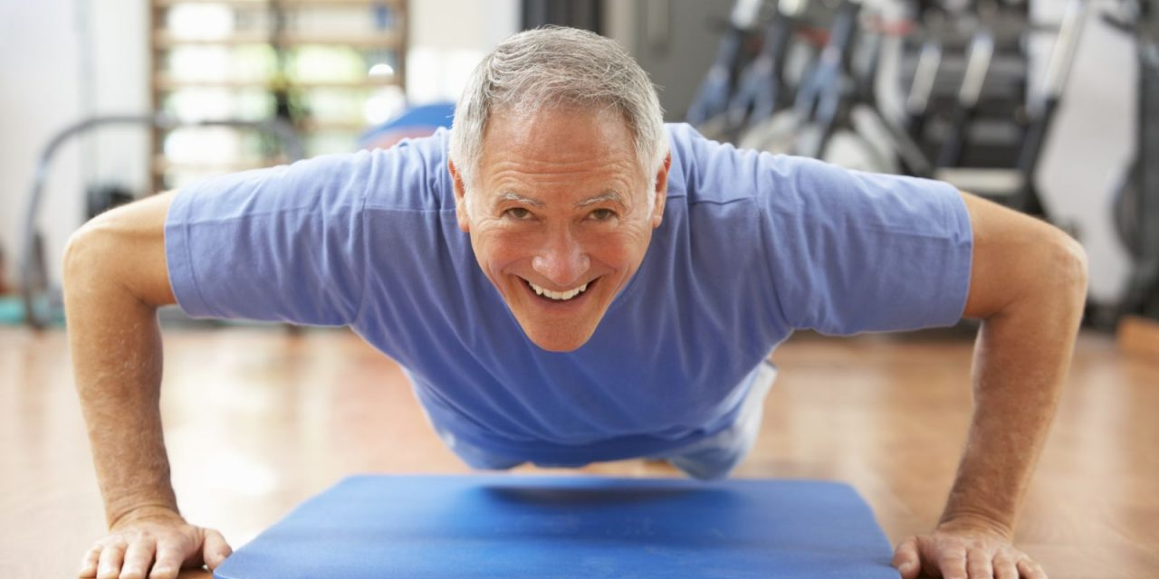 Ways for the Elderly to Build Muscle