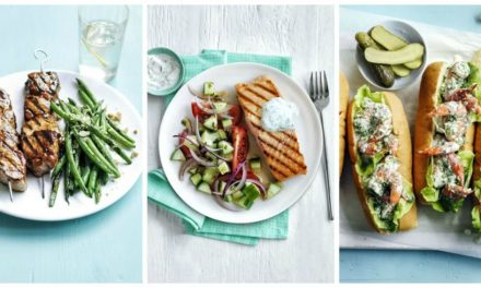 Healthy Lunch Ideas for Older Adults