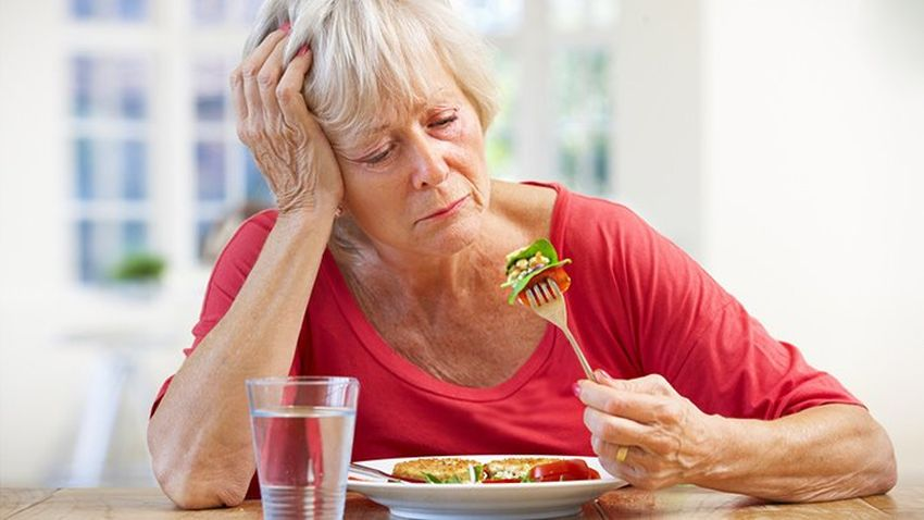 Tips for Seniors With Appetite Loss