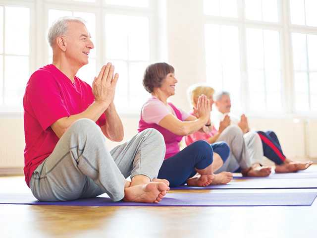 Benefits of Yoga for Seniors