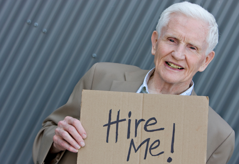 Jobs For Mature People