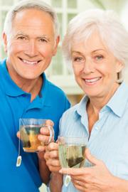 health benefits of green tea for elderly