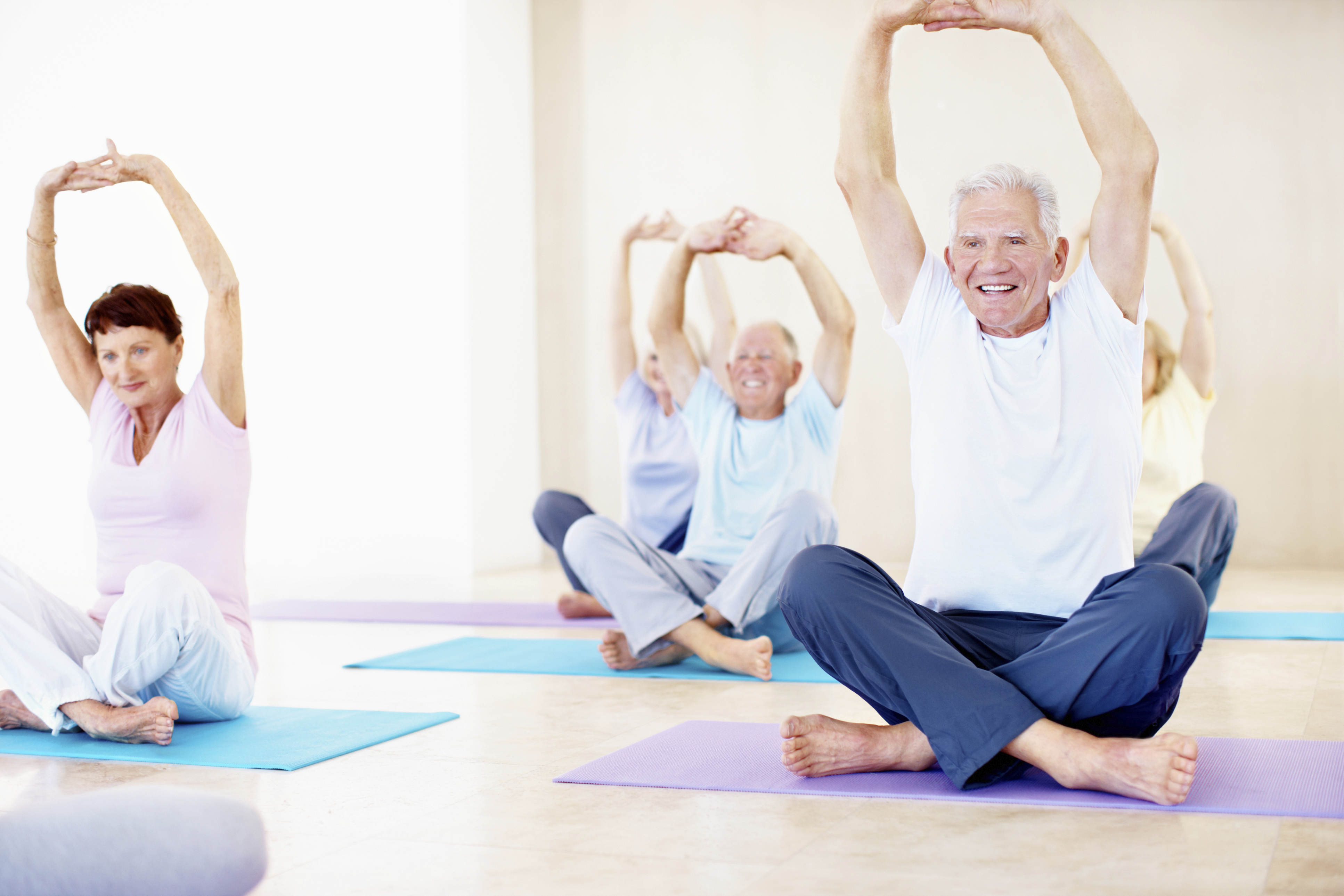 The Benefits Of Yoga For Seniors Best Homecare Tips