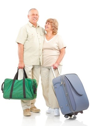 traveling with someone with dementia