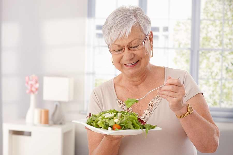 ways for seniors to get proper nutrition
