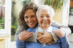 maintain a positive attitude as a caregiver