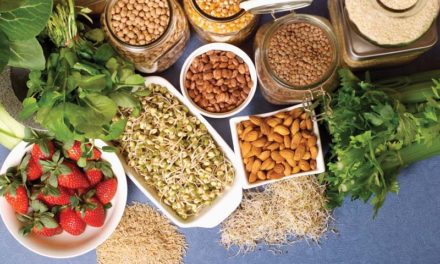 Gluten-Free Nutrition for the Elderly