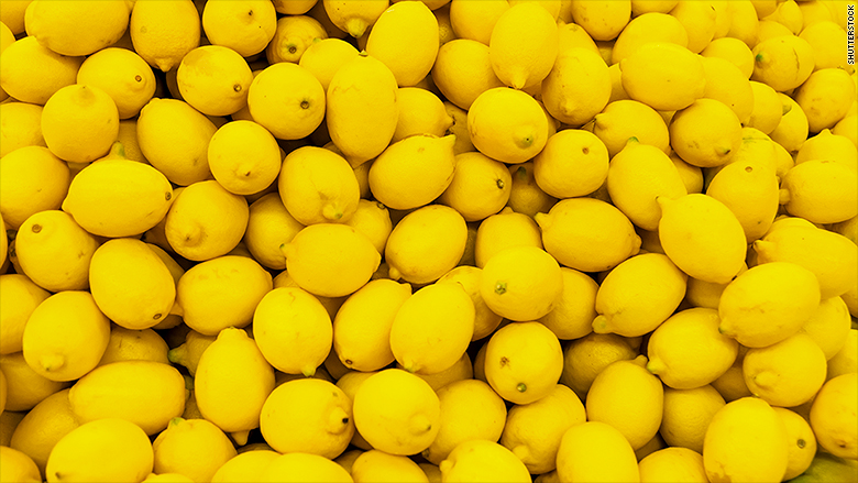 health benefits of lemons for seniors