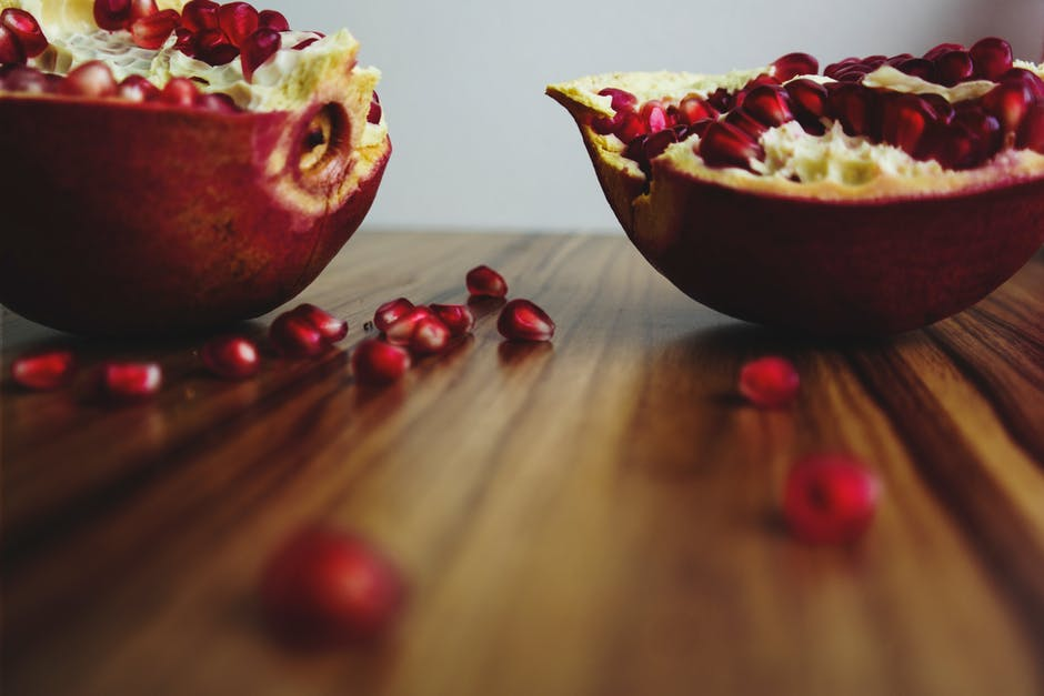 health benefits of pomegranate for elderly 1