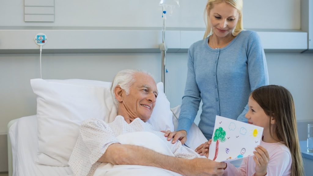 protect your parent from delirium