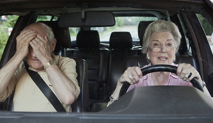 When Should Seniors Stop Driving?