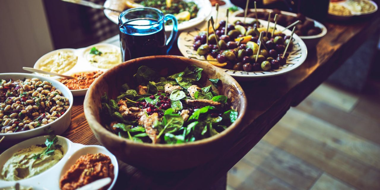 Benefits of the Mediterranean Diet for Older Adults