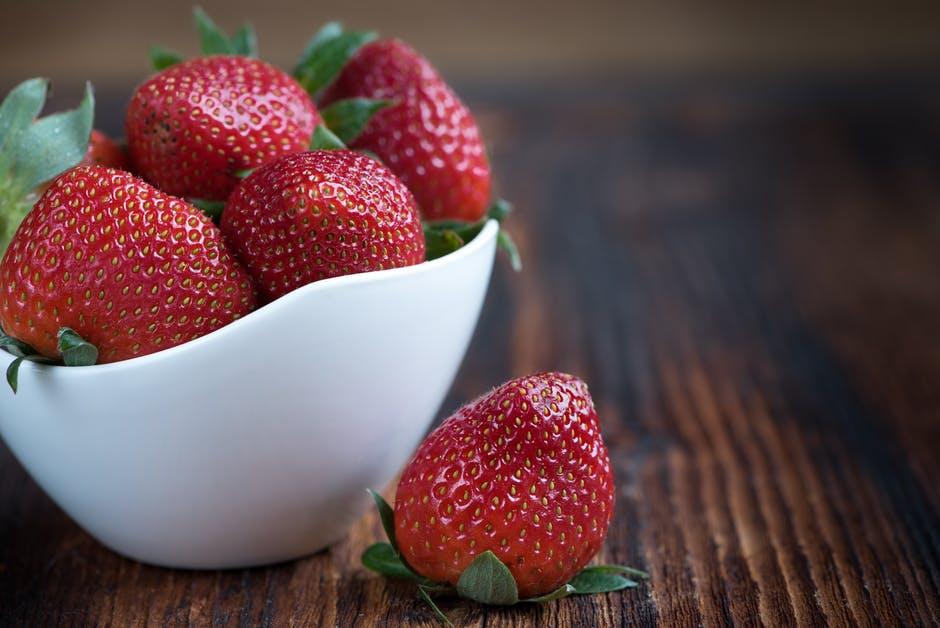 Health benefits of strawberries for seniors