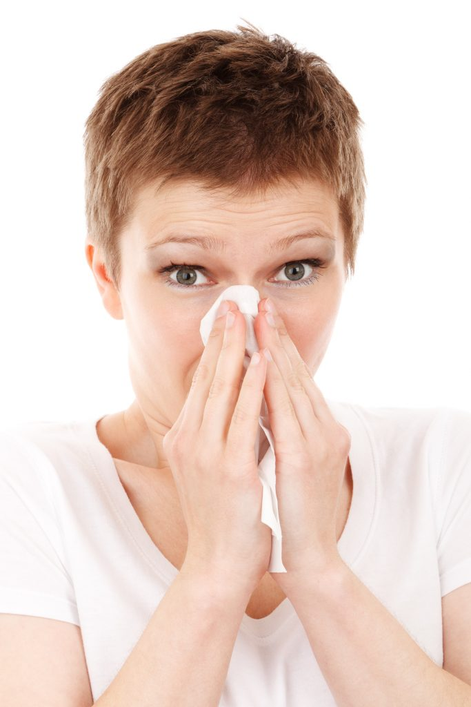 tips for elderly to cope with allergies