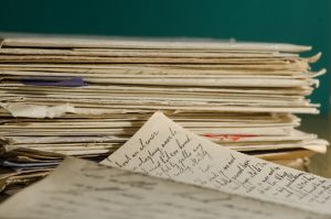 how to organize a medical history
