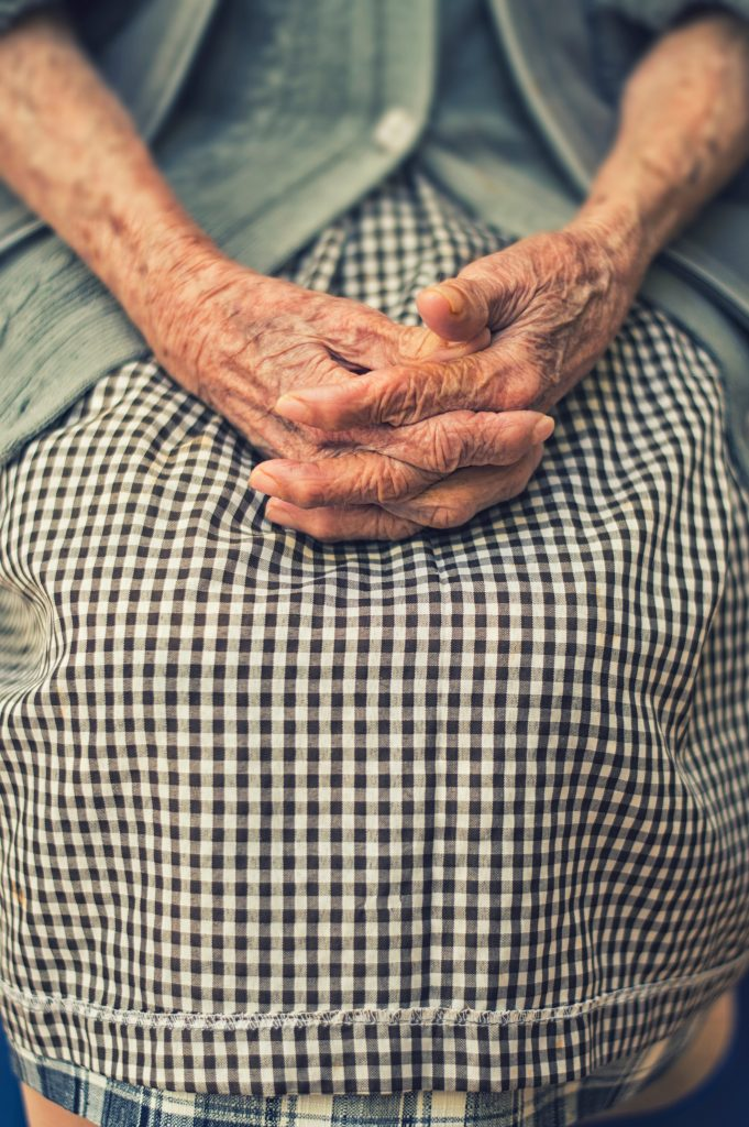 putting a parent in a nursing home