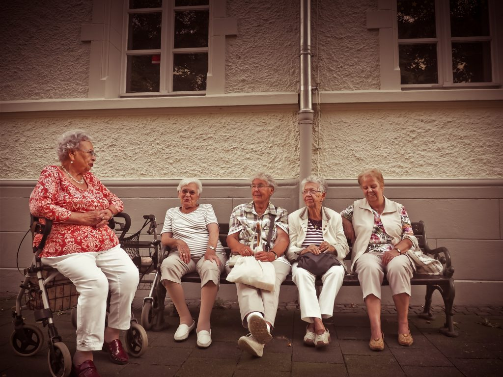types of adult day care centers