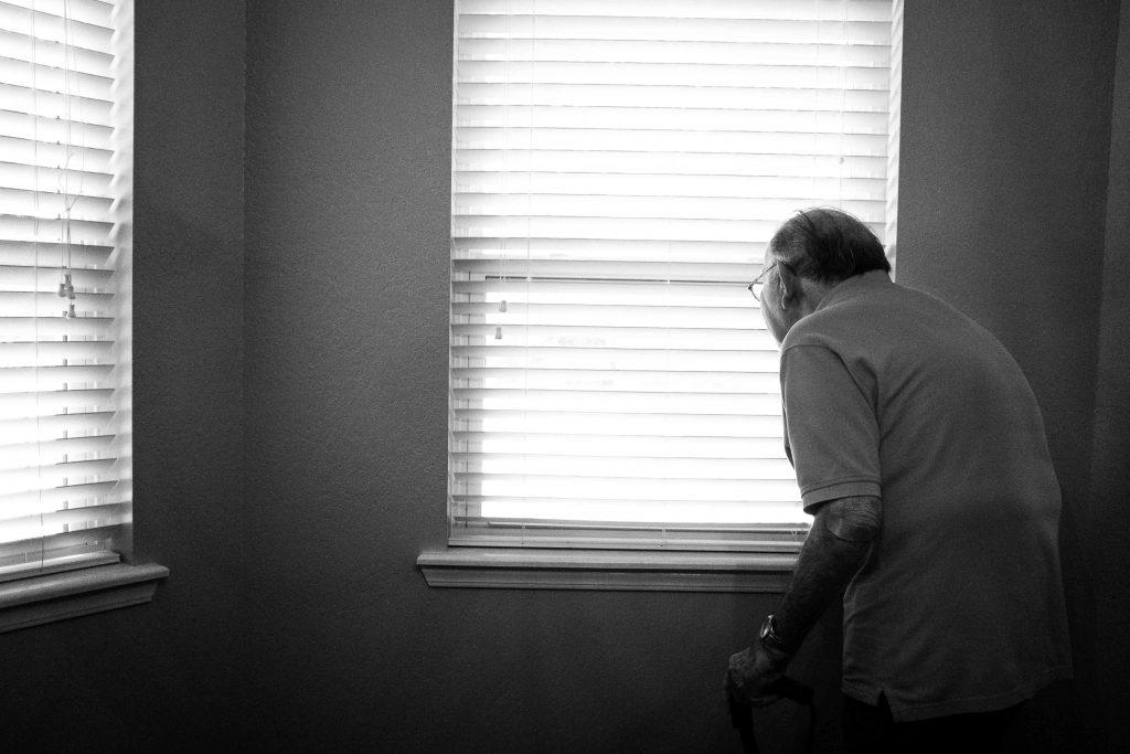 put your parent in a nursing home