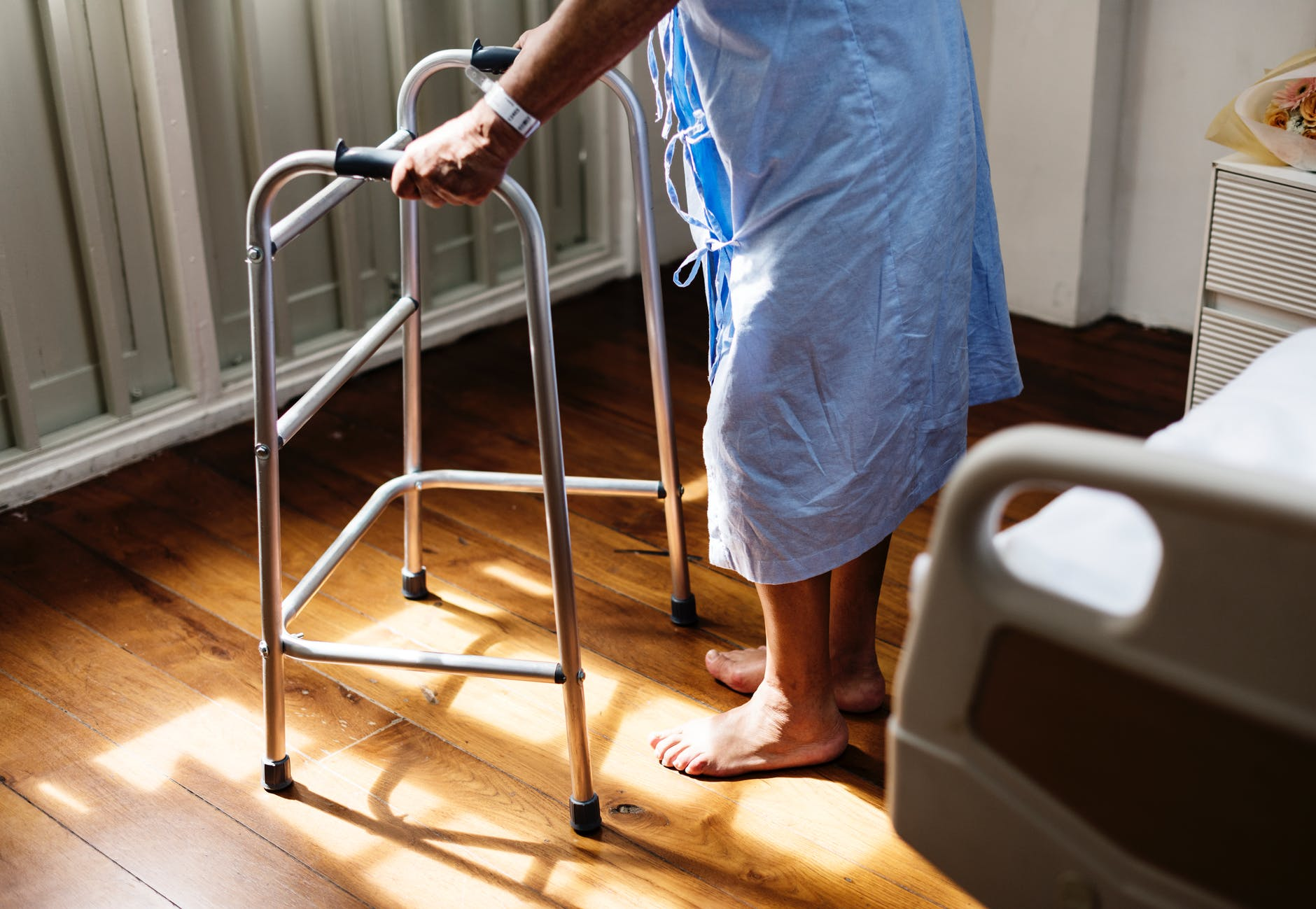 Reduce Risks of Hip Fractures in Aging Adults
