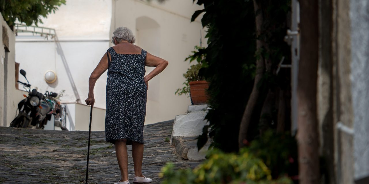 Signs of Mobility Issues in the Elderly