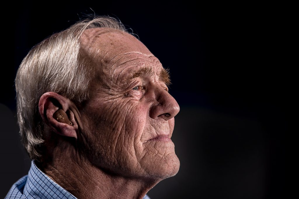hearing aids as one of the solutions for hearing problems in the elderly