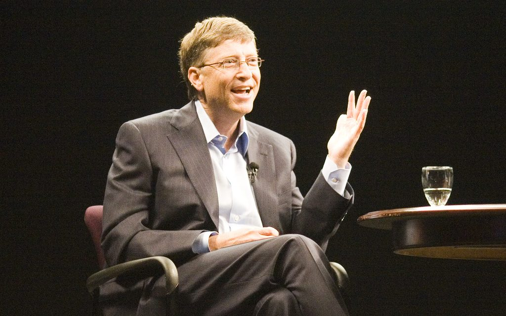 How Bill Gates Could Transform Alzheimer's Disease
