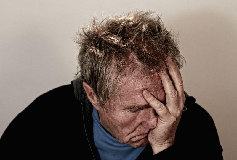 agressive behaviour and dementia