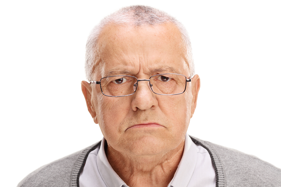 The Grumpy Old People Stereotype